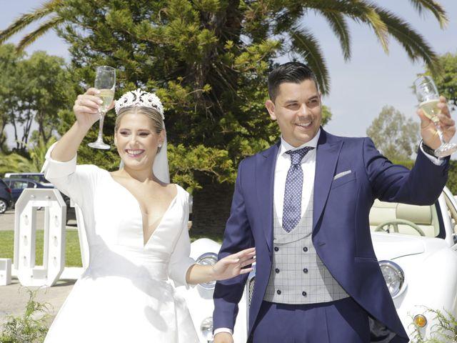 La boda de Juanma y Elena en Santiponce, Sevilla 19