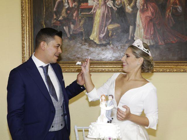 La boda de Juanma y Elena en Santiponce, Sevilla 24