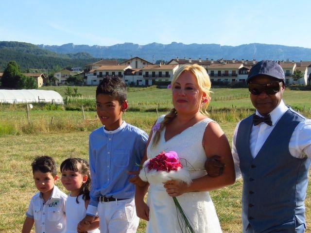 La boda de Jesus y Emma en Lacunza/lakuntza, Navarra 9