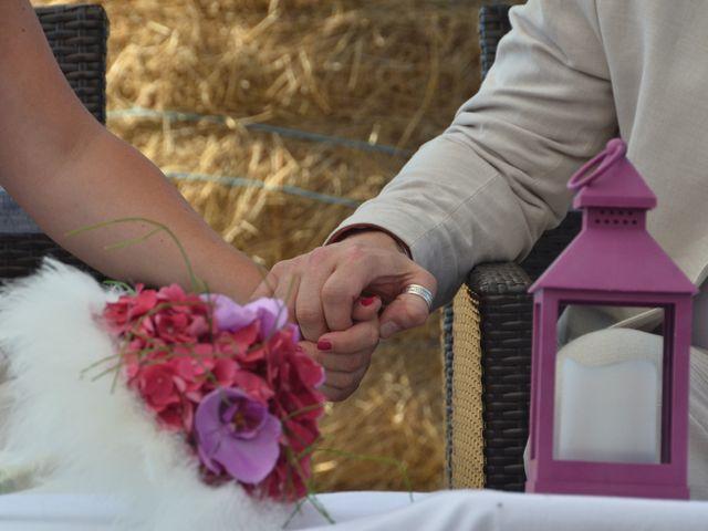 La boda de Jesus y Emma en Lacunza/lakuntza, Navarra 1