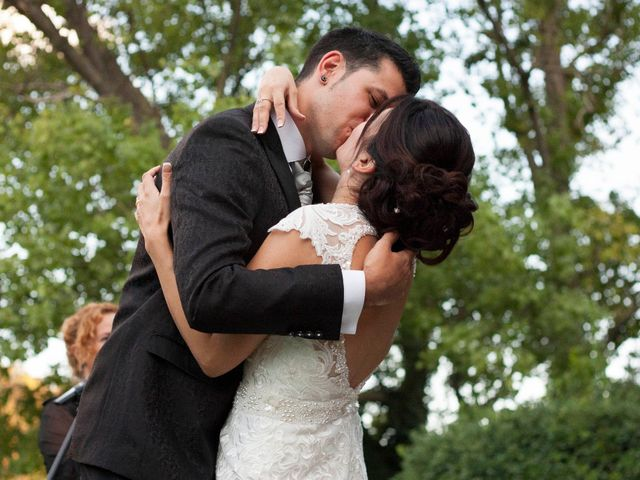 La boda de Daniel y Ana en Capellades, Barcelona 22