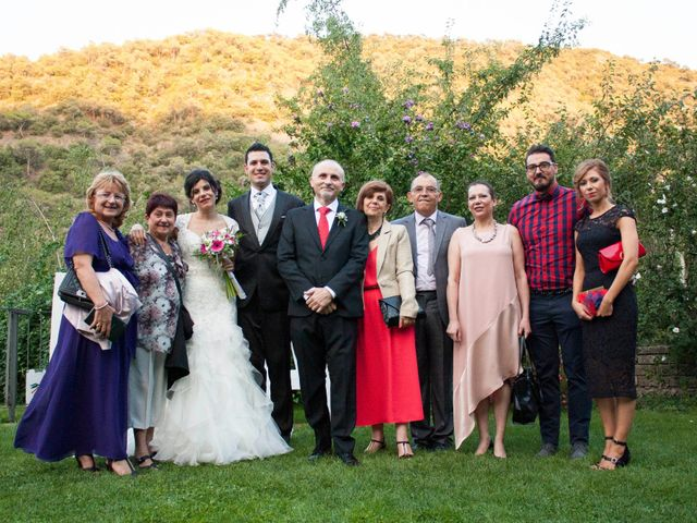 La boda de Daniel y Ana en Capellades, Barcelona 25