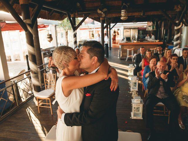 La boda de Jorge y Lourdes en Benalmadena Costa, Málaga 12