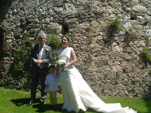 La boda de Irene Tobajas y Martín Muñoz