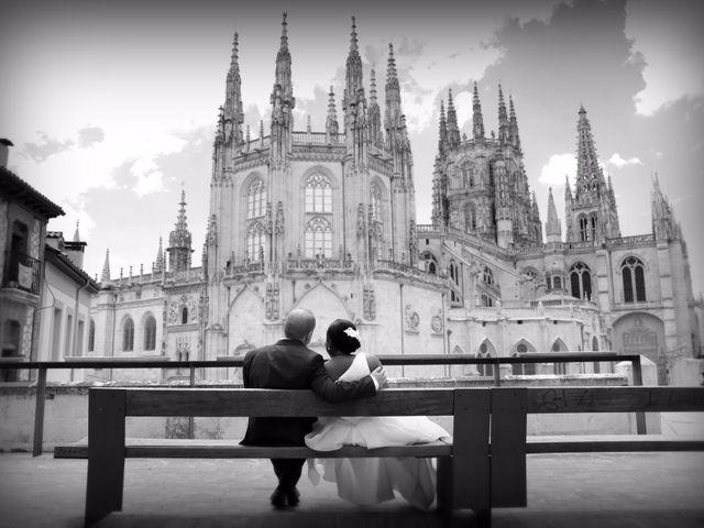La boda de Miguel y Paula en Burgos, Burgos 2