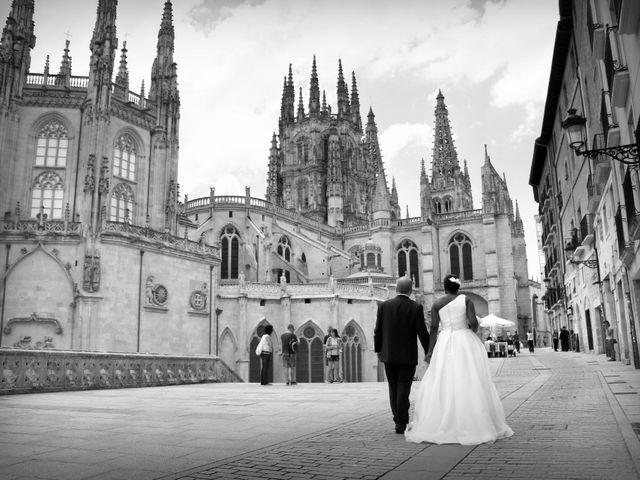 La boda de Miguel y Paula en Burgos, Burgos 13