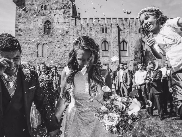 La boda de Pablo y Erica en San Cucao, Asturias 1