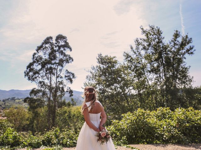 La boda de Pablo y Erica en San Cucao, Asturias 31