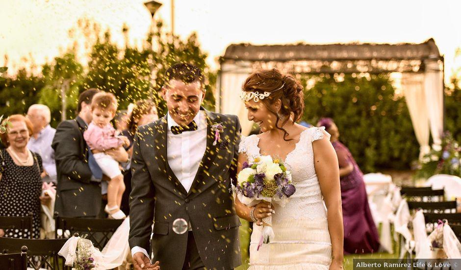 La boda de Oscar y Jessica en Talavera De La Reina, Toledo
