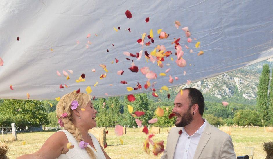 La boda de Jesus y Emma en Lacunza/lakuntza, Navarra