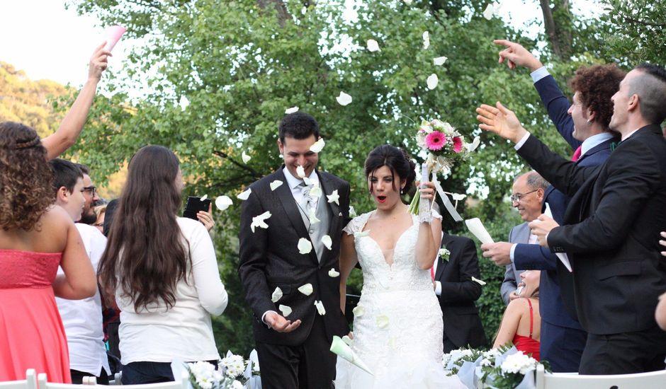 La boda de Daniel y Ana en Capellades, Barcelona