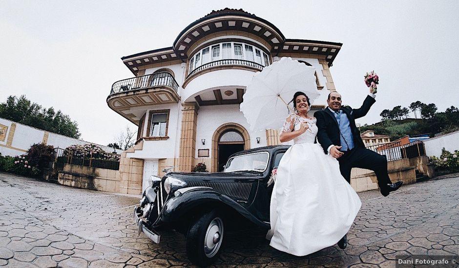La boda de Pablo y Patricia en Perlora, Asturias