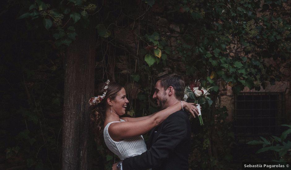 La boda de Enric y Elena en Altafulla, Tarragona