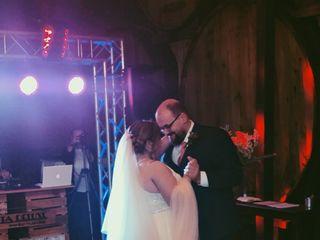 La boda de Lydia y Edu 1