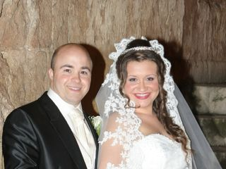 La boda de Rafa y MariLoli