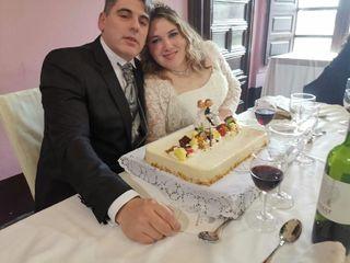 La boda de Ester y Moises