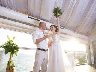 La boda de Xenia y Zhivko