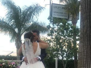 La boda de Ester y Raimon