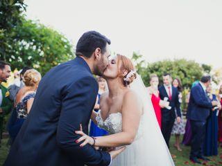 La boda de Judith y Fernando