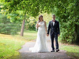 La boda de Aliss  y George