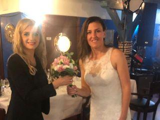 La boda de Aliss  y George 2
