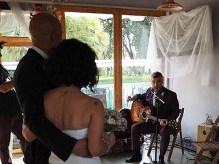 La boda de Javier y Roser 1