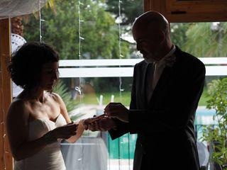 La boda de Javier y Roser
