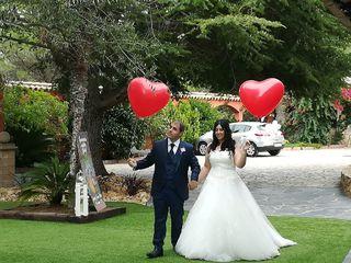 La boda de Sonia y Joan Marc
