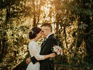 La boda de María y Octavio