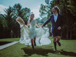 La boda de Jacky y Rose