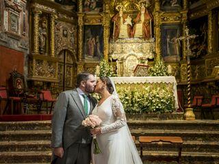 La boda de Macarena y Rubén