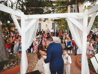La boda de Virginia y Jose