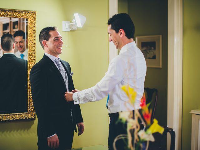 La boda de Rubén y Lorena en Paterna, Valencia 14