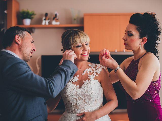 La boda de Rubén y Lorena en Paterna, Valencia 25