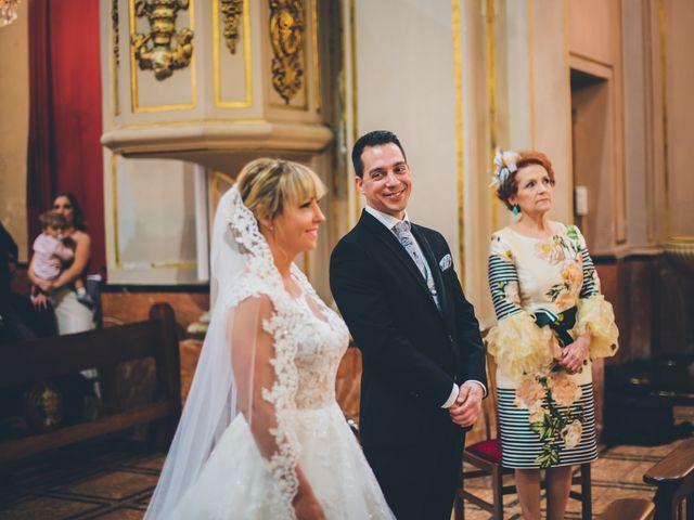 La boda de Rubén y Lorena en Paterna, Valencia 36