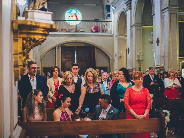 La boda de Rubén y Lorena en Paterna, Valencia 37