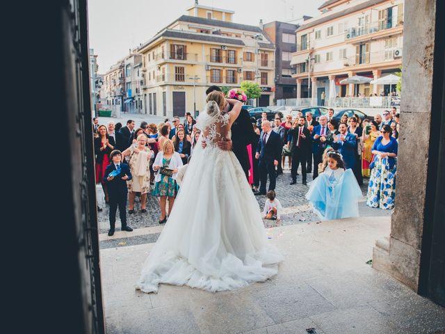 La boda de Rubén y Lorena en Paterna, Valencia 47