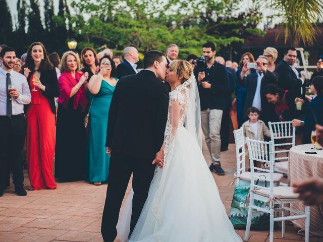 La boda de Rubén y Lorena en Paterna, Valencia 53