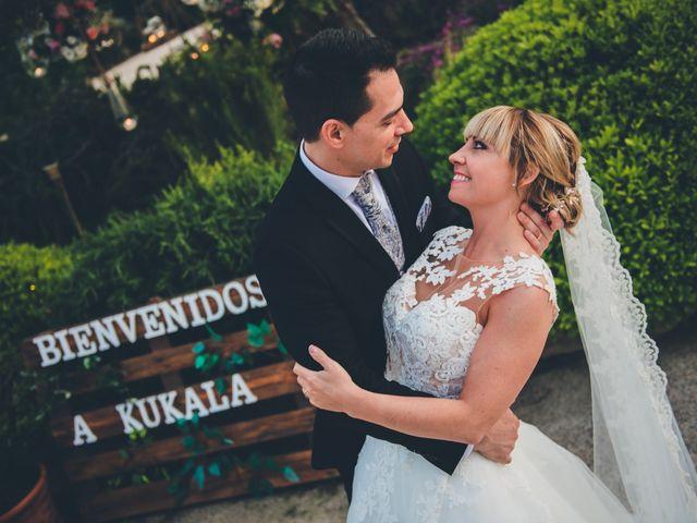 La boda de Rubén y Lorena en Paterna, Valencia 55