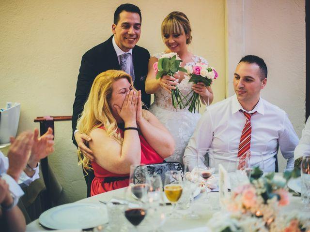 La boda de Rubén y Lorena en Paterna, Valencia 61