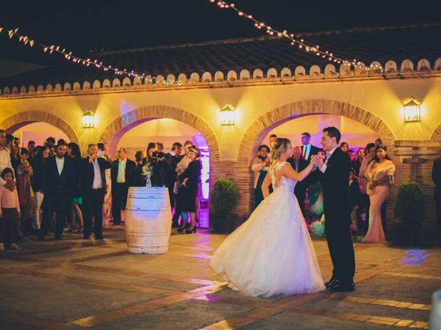 La boda de Rubén y Lorena en Paterna, Valencia 72