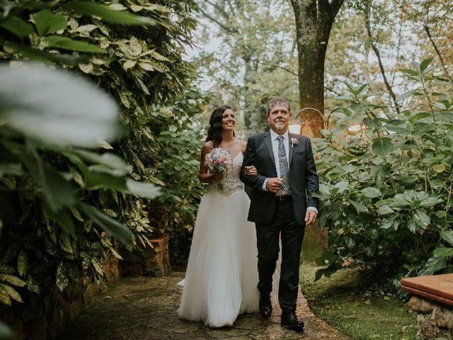 La boda de Raúl y Laura en Riells, Girona 1