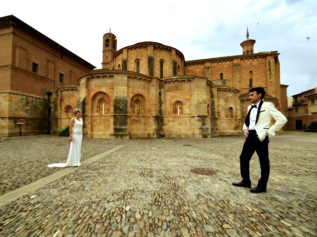 La boda de Helen y Carlos