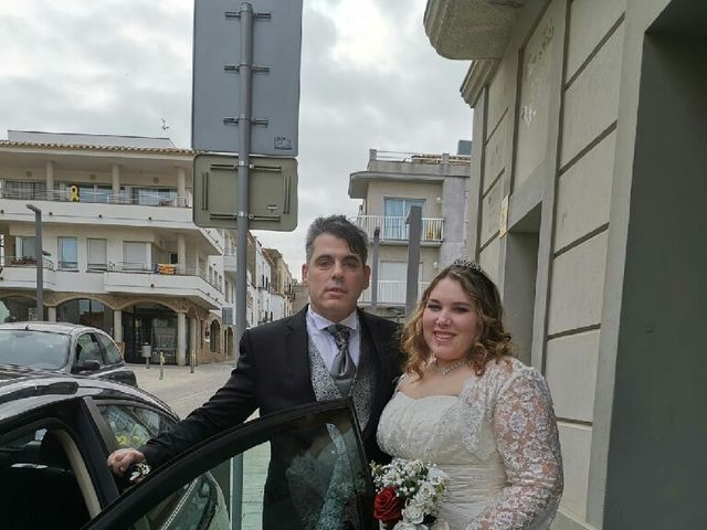 La boda de Moises y Ester en L' Escala, Girona 2