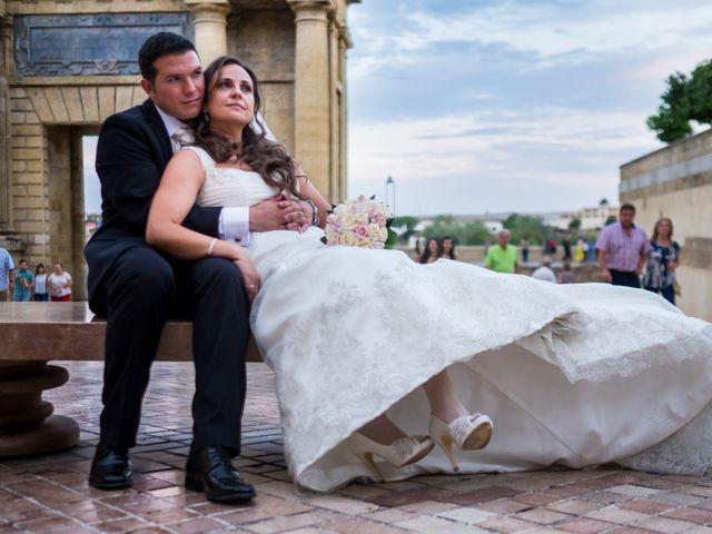 La boda de Alicia y Paco