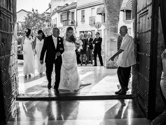 La boda de Paco y Alicia en Córdoba, Córdoba 13
