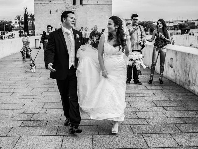 La boda de Paco y Alicia en Córdoba, Córdoba 29