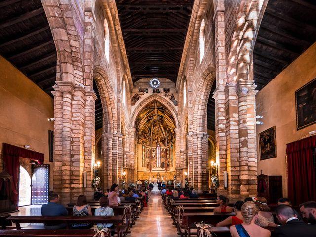 La boda de Paco y Alicia en Córdoba, Córdoba 1