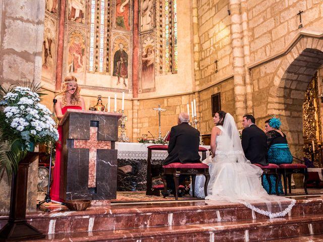 La boda de Paco y Alicia en Córdoba, Córdoba 19