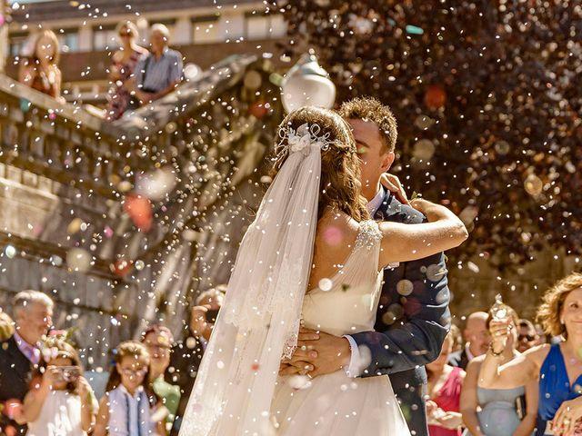La boda de Begotxu y Javi